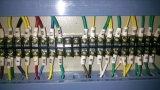 Hochwertige Textilgewebe CO2 Laser-Ausschnitt-Maschine GS1490 60W