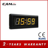 [Ganxin] 1.8インチの方法AlフレームLEDデジタル時計