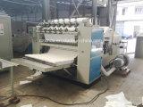 Línea de producción automática de alta velocidad de máquina de papel facial de alta velocidad