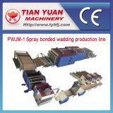 Spray-geklebtes Füllmaterial, das Maschinen (PWJM-1, herstellt)