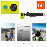 Xiaoyi 2016 Yi Sport Camera 16MP FHD 1080P WiFi Bluetooth Waterproof Smart Action Camera Selfie Stick para Smartphone Original Xiaomi