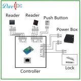 Lector de tarjetas de MIFARE para el sistema del control de acceso de la puerta