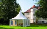 Tente en aluminium de pagoda d'exposition en vente chaude
