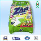 Zap el embalaje detergente 2.5kg del detergente del lavadero de la marca de fábrica