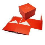 Delicate&Elegant 상자를 접히는 서류상 자석 마감 단화