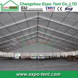 PVC Wall Covering Warehouse Tent di 40m x di 25m