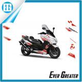 Línea fresca modificada para requisitos particulares etiqueta engomada determinada de la etiqueta de la motocicleta del coche de la dimensión de una variable