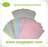 papel de copia sin carbono de la impresión de la oficina 2/3ply