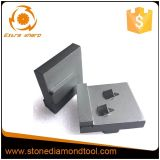 금속 지면 Husqvana 분쇄기를 위한 구체적인 다이아몬드 PCD 가는 세그먼트