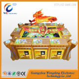 Máquina de jogo dos peixes do tiro de Kirin do incêndio com o autómato da TIC Bill