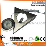 3W LED Cabinet Light/Lighting con el Ce Approved (TLS-3W)