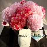 Flor artificial de 12 colores del solo Hydrangea (SW14401)