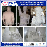 Маршрутизатор машины CNC для больших 2D 3D скульптур, рисунки