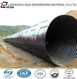 Heißer Verkauf gewellter galvanisierter Stahlrohr-Preis