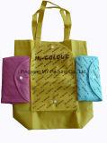 Fabricant professionnel de sac à main non-tissé pliable pour promotion