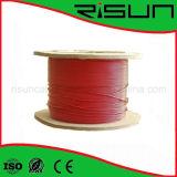 el cable el 40% de la red de 23AWG Sf/UTP CAT6 estañó el doble de cobre de la trenza blindado