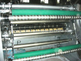 Rechnergesteuertes High Speed Automatic Slitting Rewinding Machine für Label