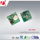Módulo de transmissor sem fio Zd-Tb05 315 / 433MHz para alcance de trabalho longo
