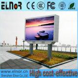 P16 a todo color al aire libre LED que hace publicidad de la visualización