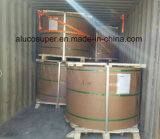 Bobinas del aluminio usadas para la poder de bebida 2PCS y Eoe
