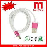 Зарядный кабель USB Micro более светлым данным по Sync формы Retractable