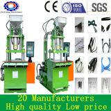 Vertikales Plastikkabel PVC-passende Spritzen-Form-Maschine