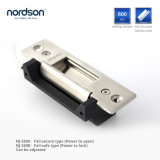 Nordson Nj-320A Stainless Steel Electric Door Strike 12V 24V