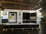 Perkins Diesel Engine와 가진 200kVA Silent Diesel Genset