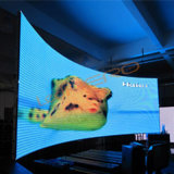 Indoor LED Display、Soft LED ModuleのためのP6.67 Soft Full Color Various Shape Module