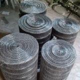 Courroies plates de câble d'acier inoxydable