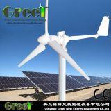 generatore di turbina orizzontale del vento di asse di 1kw -10kw con il regolatore