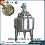 Mezclador de la dispersión del gel y del lubricante del masaje del acero inoxidable
