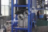 Máquina de hielo del tubo del arranque de cinta de China 30 toneladas por día