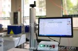 машина маркировки лазера волокна цвета привода пер металла 20W