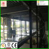 Aufbau Vor-Ausgeführtes Stahlkonstruktion-Bürohaus mit Godown