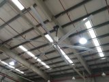 Sicurezza a basso rumore e alta e ventilatore di soffitto di uso di industria 105rpm di affidabilità 3.5m (11FT)