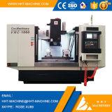 Centro de mecanización vertical del CNC Vmc850/860/1060/1168, especificación de la fresadora del CNC