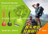 Beweglicher wasserdichter Bluetooth Lautsprecher mit TF-Karten-Support (ID6012)