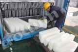 10 toneladas de máquina aprovada do bloco de gelo da água da salmoura do Ce amplamente utilizada em África