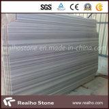 ロビーのフロアーリングデザインのためのマルマラ島の最上質の白い大理石の平板
