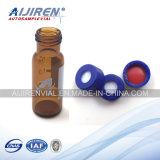 GlasVial mit Short Screw Cap und PTFE Septa