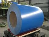 Enroulement en acier galvanisé enduit d'une première couche de peinture de vente chaud/couleur PPGI enduit