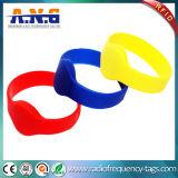 Wristband силикона браслета Fudan 1k RFID