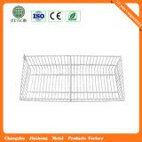 Accessory를 위한 높은 Quality Mesh Supermarket Shelf Basket Hooks