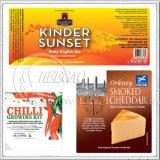 2016 nouvelle conception, étiquettes, autocollant de papier, étiquette auto-adhésive (KG-LA002)