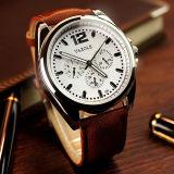 Wristwatch кварца дела людей светящий
