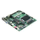 Intel® H61 ultra dünne Mini-Itx eingebettete Motherboard 6 COM mit VGA/HDMI/Lvds
