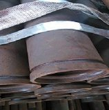 Tunnel Project를 위한 Shouldered Ends를 가진 API5l Steel Pipes