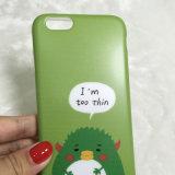 OEM 독창성 자신 iPhone 케이스를 위한 디자인 셀룰라 전화 부속품