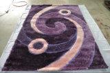 Inspissateのカーペットの敷物の織物の極度の柔らかい絹のカーペットのマット